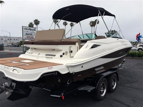 sea ray deck boat for sale ontario 2016 new sea ray 240 sundeck deck boat for sale ontario