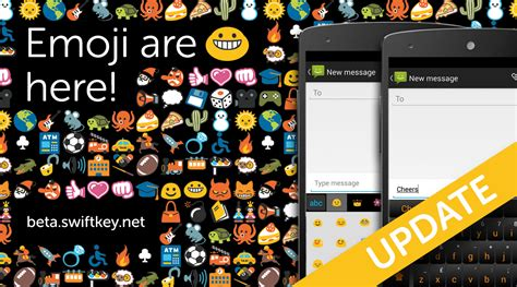 update emoji for android swiftkey keyboard app for android goes free to and confirms ios 8 development the