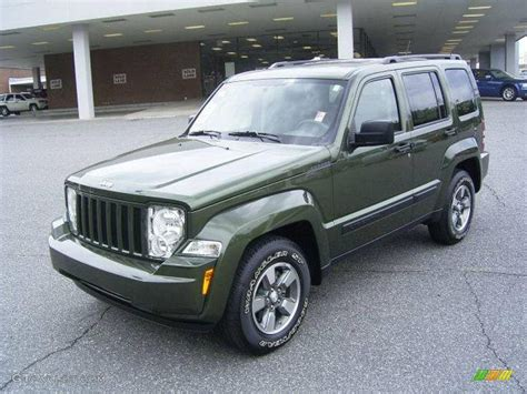 green jeep liberty 2008 jeep liberty 2008 green pixshark com images