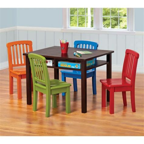 Children S Dining Table 10 Of The Best Kid Friendly Dining Table Rugs Table And Chair Set
