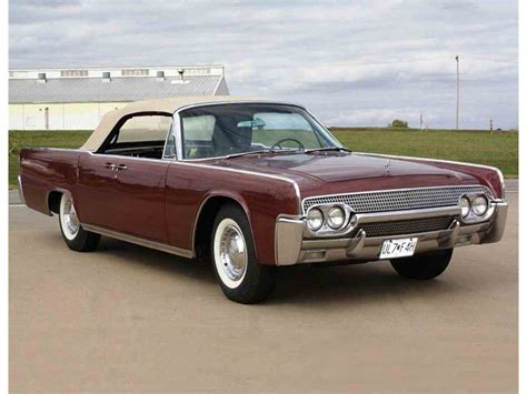 1961 lincoln convertible for sale 1961 lincoln continental for sale classiccars cc