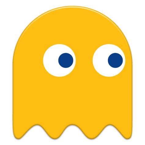 pacman yellow ghost pac man printables pinterest pac