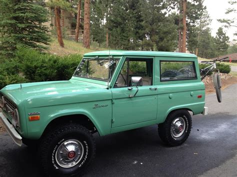 old bronco classic early ford bronco mike s board pinterest