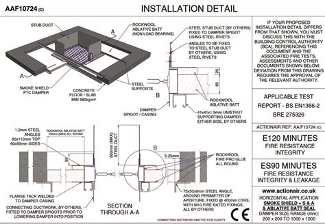 how does section 8 work in california ce marked approved fire smoke der installation manual