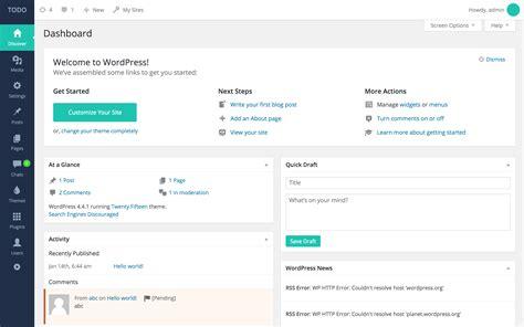wordpress themes free login todo wordpress admin theme login page wpmeta