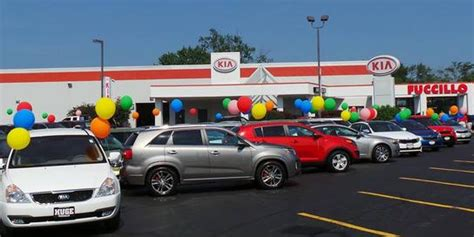 fuccillo kia of schenectady car dealership in schenectady