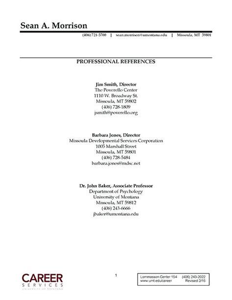 resume reference sheet template tomyumtumweb exle of a references page in apa style tomyumtumweb