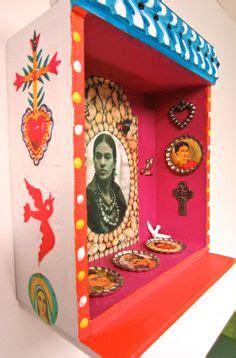 haunted doll frieda a dia de los muertos shadow box by susan killam creative
