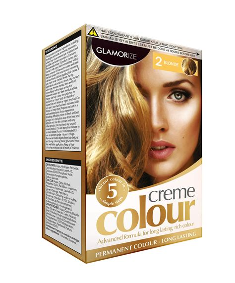 brands of srawberry blonde color shadeshair creme colour blonde hair dye by glamorize