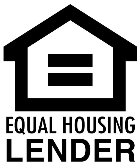 equal housing lender logo small business loan application