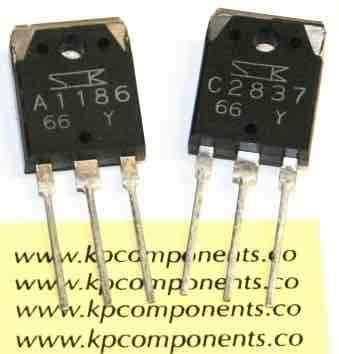 V Belt Mesin Cuci Sanken 2sa1186 2sc2837 pair of sanken audio transistors kp components inc