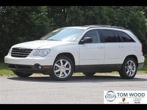 2008 chrysler pacifica touring for sale sell used 2008 chrysler pacifica touring in indianapolis