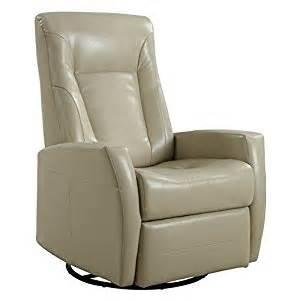 conrad swivel glider recliner color