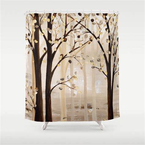 brown tree shower curtain best 25 brown shower curtains ideas on pinterest