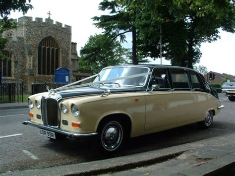 wedding car watford classic daimler wedding car classic wedding car hire in