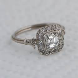 antique wedding rings best 25 antique engagement rings ideas on