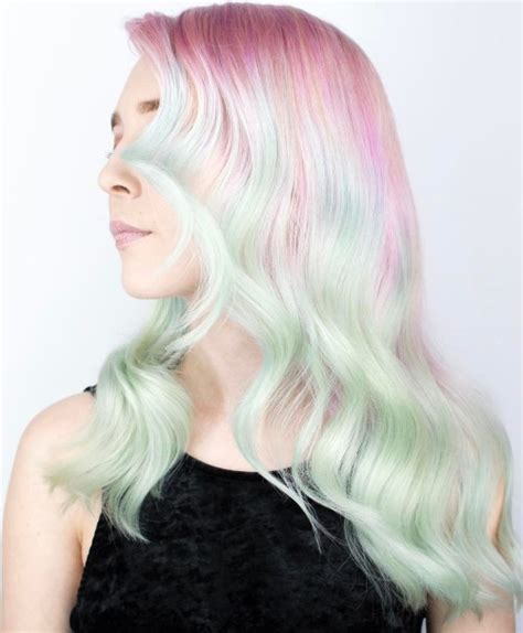 pastel hair color pastel hair guide 40 shades of pastel hair color