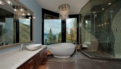 big bathroom 50 bathrooms that know to make the most of great views