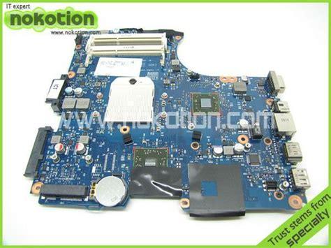 amd sockel s1 611803 001 laptop motherboard f 252 r hp 625 amd rs880m
