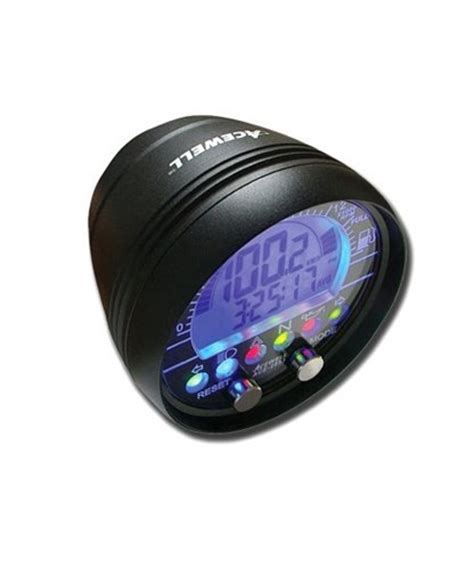 Frame Speedometer Nouvo By One Ace acewell 2853 as speedo with black housing