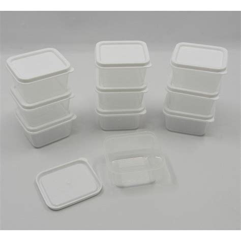 storage containers small 10 new small mini clear plastic food craft bead storage