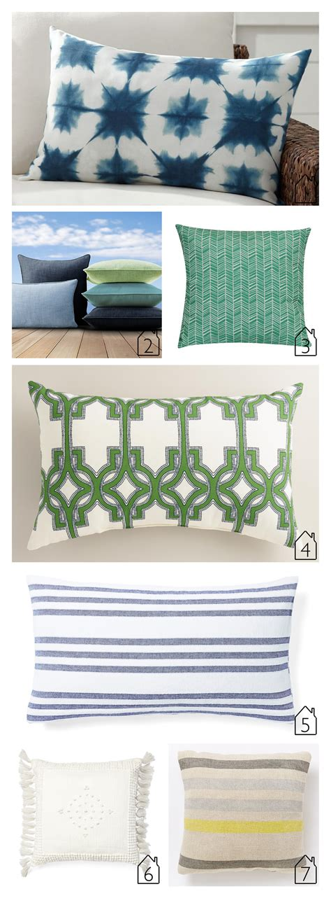 outdoor throw pillows the place home