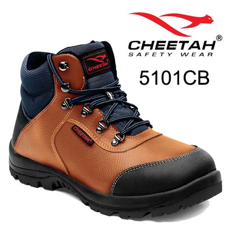 Sepatu Safety Shoes Cheetah 2288c sepatu cheetah 5101cb cheetah 2288c buy cheetah