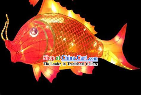 new year fish lantern traditional new year fish carp lanterns