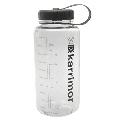 Sho Botol 1 Liter karrimor karrimor 1 litre tritan bottle water bottles