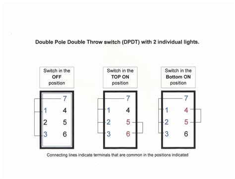 rocker light switch home wiring diagram 28 images