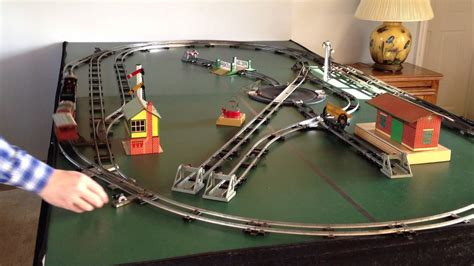set no layout zend peppercorn toys ultimate goods hornby o gauge train set