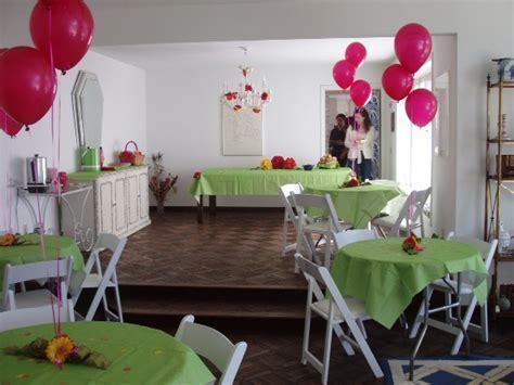 Gerbera Daisy Bridal Shower, Gerbera Daisy Decorations