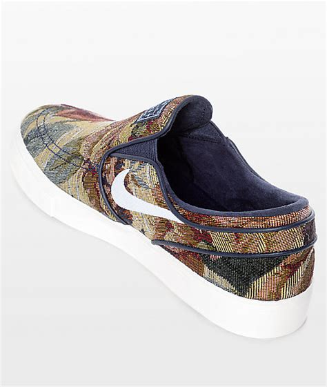 couch sb nike sb janoski couch slip on skate shoes zumiez