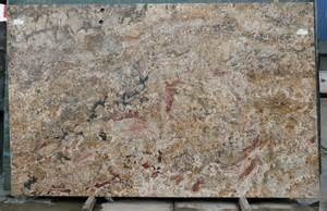 Granite Slabs Bellini Granite Slab Gold Polished Italy Fox Marble