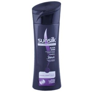 Harga Sunsilk Vitamin Black Shine harga sunsilk shoo black shine 80ml termurah 2018