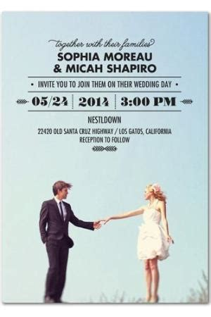 Cool Wedding Invites Paper by Cool Wedding Invitations