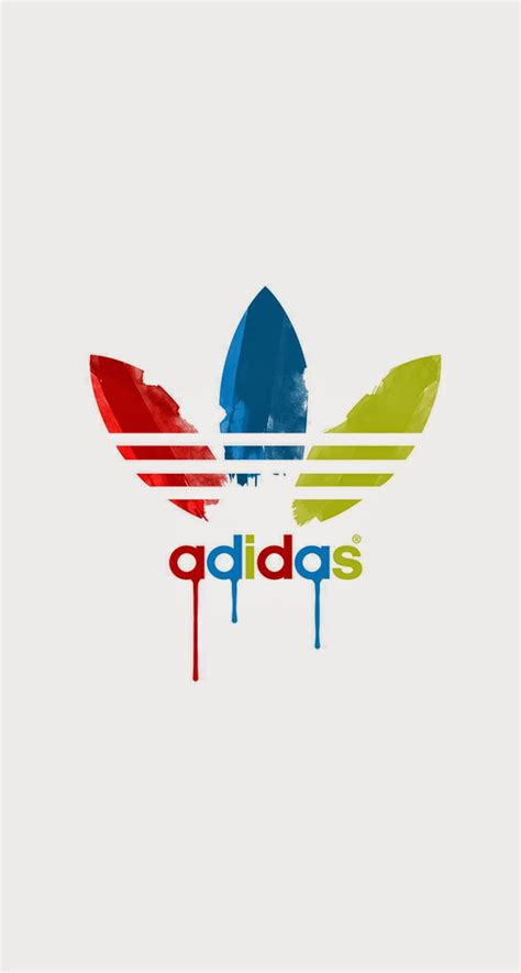 adidas logo wallpaper iphone 5 adidas dripping paint logo iphone 6 plus hd wallpaper hd