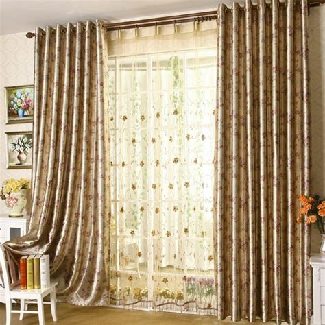 design curtains for living room 2015 new design living room curtain beautiful flower patterns bedroom curtain buy curtain