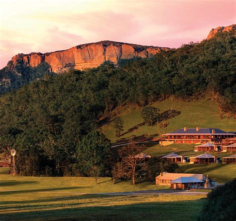 emirates one and only wolgan valley best resorts in australia wolgan valley one only resorts