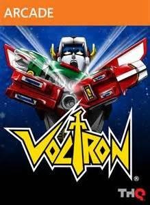 voltron : defender of the universe sur xbox 360
