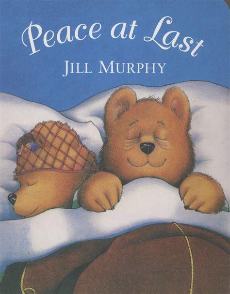 peace at last peace at last by murphy jill 9781447225850 brownsbfs