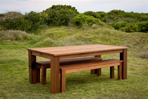 Outdoor Dining Table Reclaimed Timber Outdoor Tables Outdoor Timber Dining Table