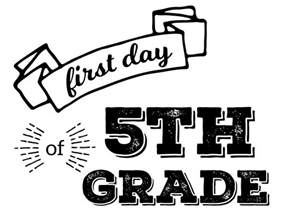 Day Of School Sign Template by Free Printable Day Of School Signs Paper Trail Design