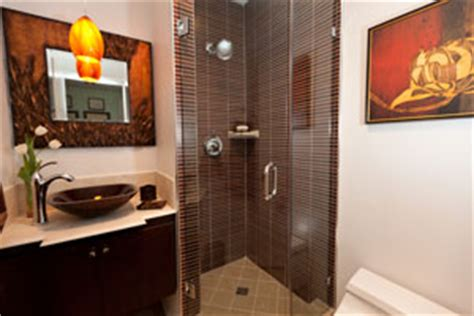 Tile Ideas For Small Bathrooms Featured Bathroom Big Things Small Spaces One Week Bath
