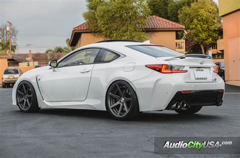 custom lexus rc f lexus rc f custom wheels vertini dynasty 20x9 0 et tire