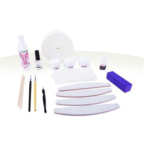 Kit Faux Ongles Gel Uv by Kit Remplissage Faux O Kits Gels Uv Kit Manucure Ocibel