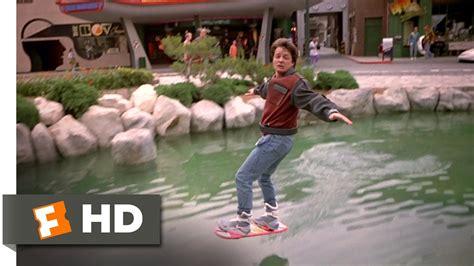 back to the future 710 clip skateboard back to the future part 2 3 12 clip hover board