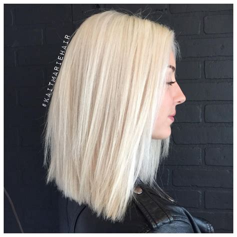 hair color platinum blonde bob cuts this is the light blonde i need to achieve before pastels