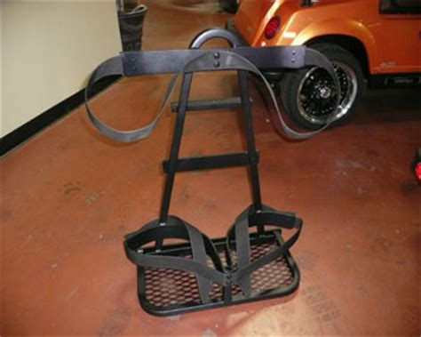 Golf Cart Bag Rack Attachment by Used Golf Carts Fort Worth Area Authorized Ezgo Golf