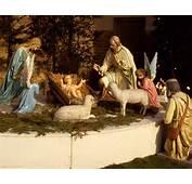 Christmas Wallpaper Nativity Scene  Wallpapers9